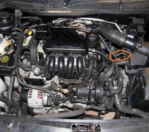 Тюнинг двигателя VW 1,6 bfq Шкода Октавия