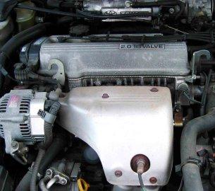 Двигатель3s fe: глохнет, троит и черный дым из выхлопной трубы