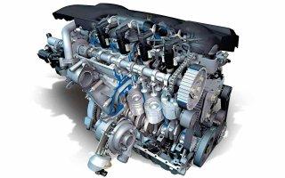 Бензиновый автомобильный двигатель: типы и принцип работы