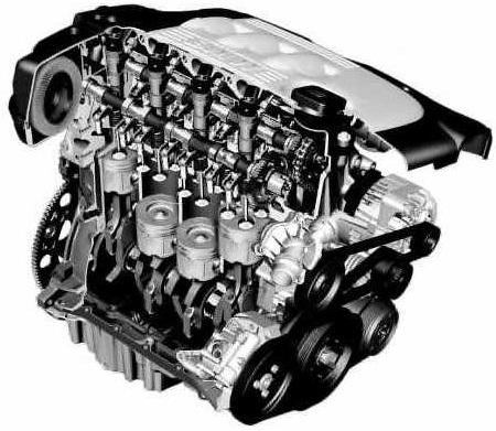 Дизельные двигатели - устройство и как работает дизель