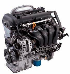 Двигатель Хендай Солярис: описание, характеристики