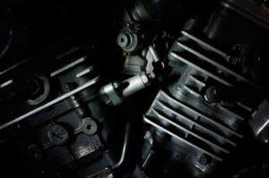 Установка бензинового двигателя вместо дизеля